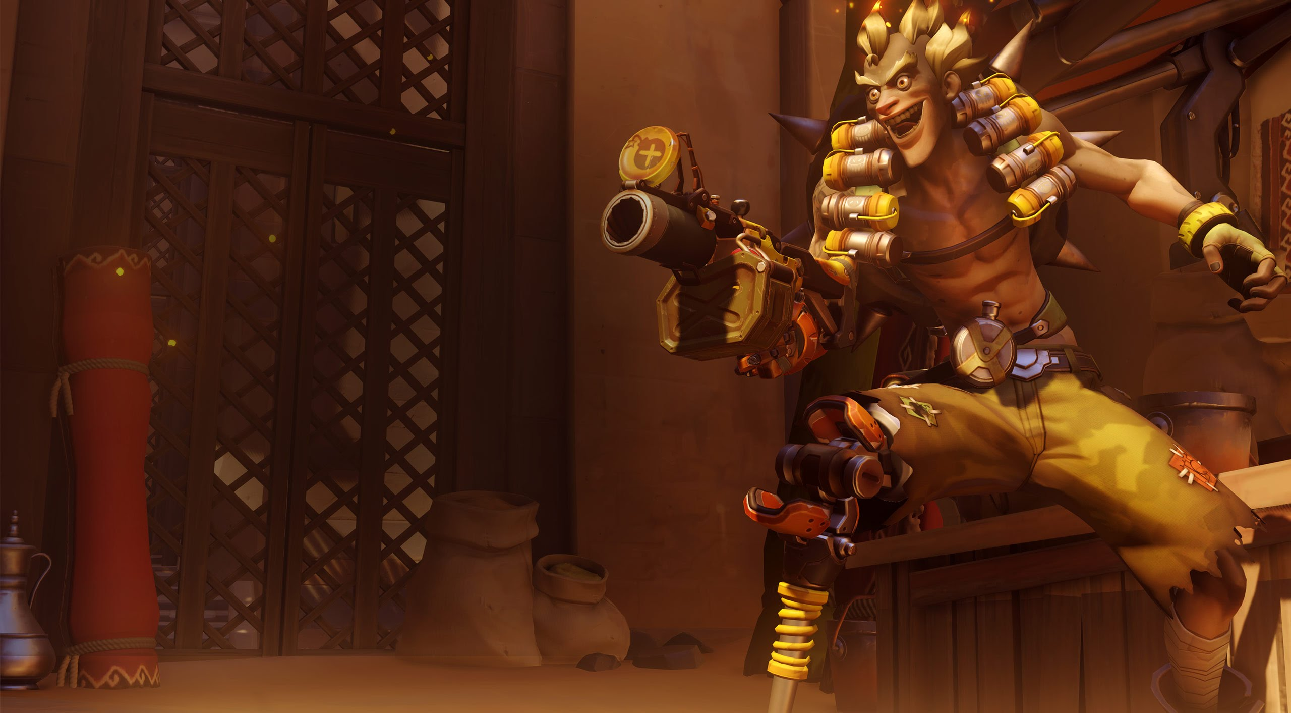 Overwatch : Junkrat Download