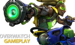 Overwatch : Lúcio widescreen wallpapers