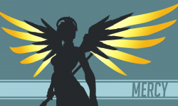 Overwatch : Mercy Download