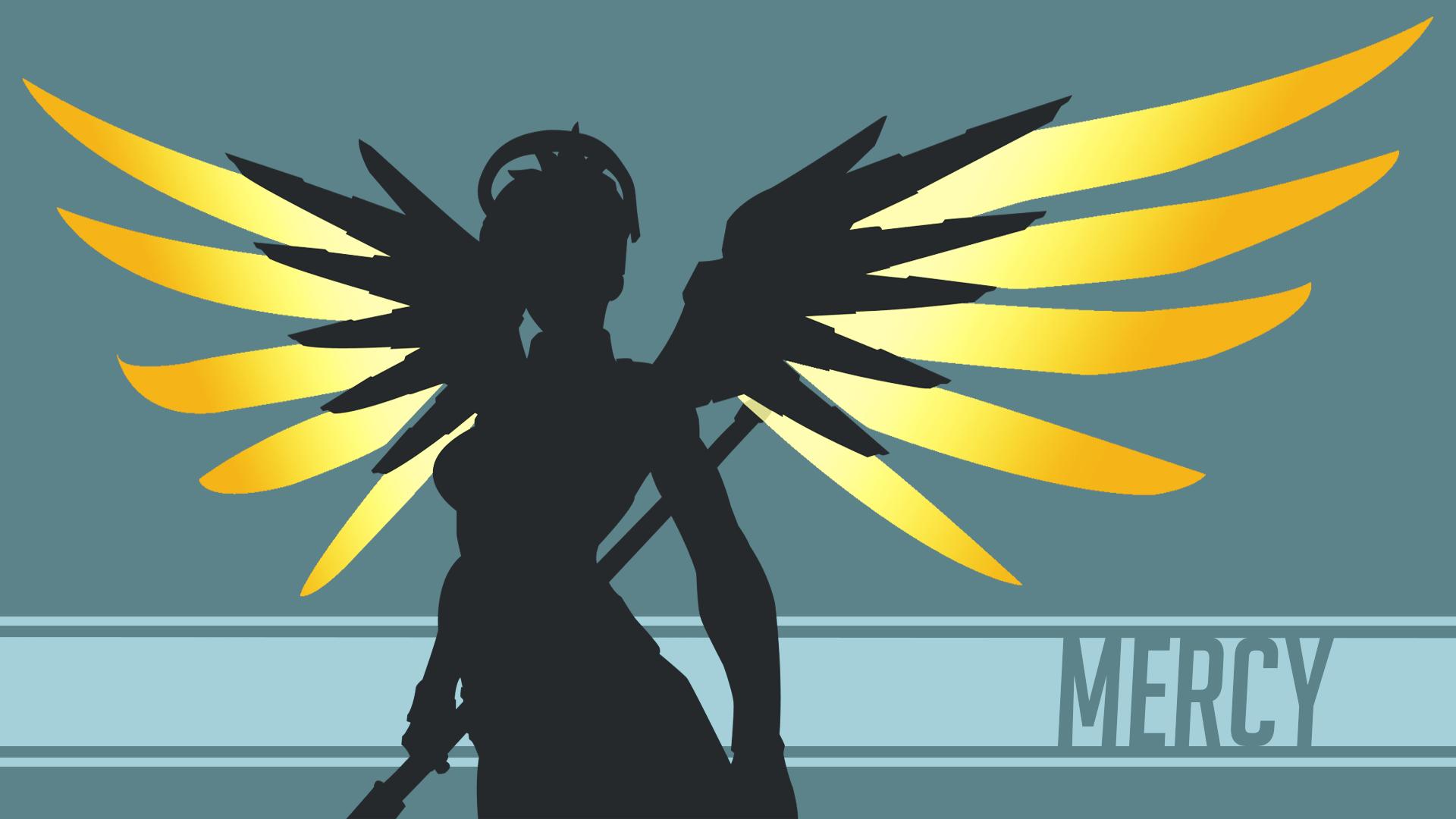 Overwatch : Mercy Download