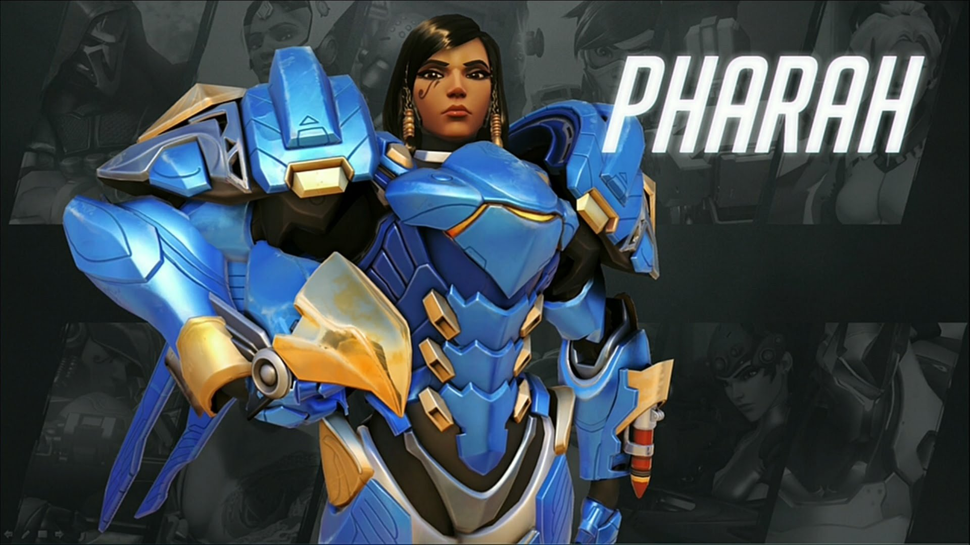 Overwatch : Pharah Download