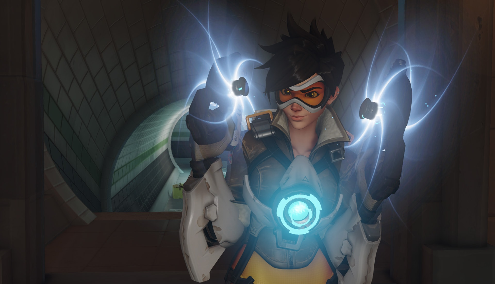 Overwatch : Tracer HD