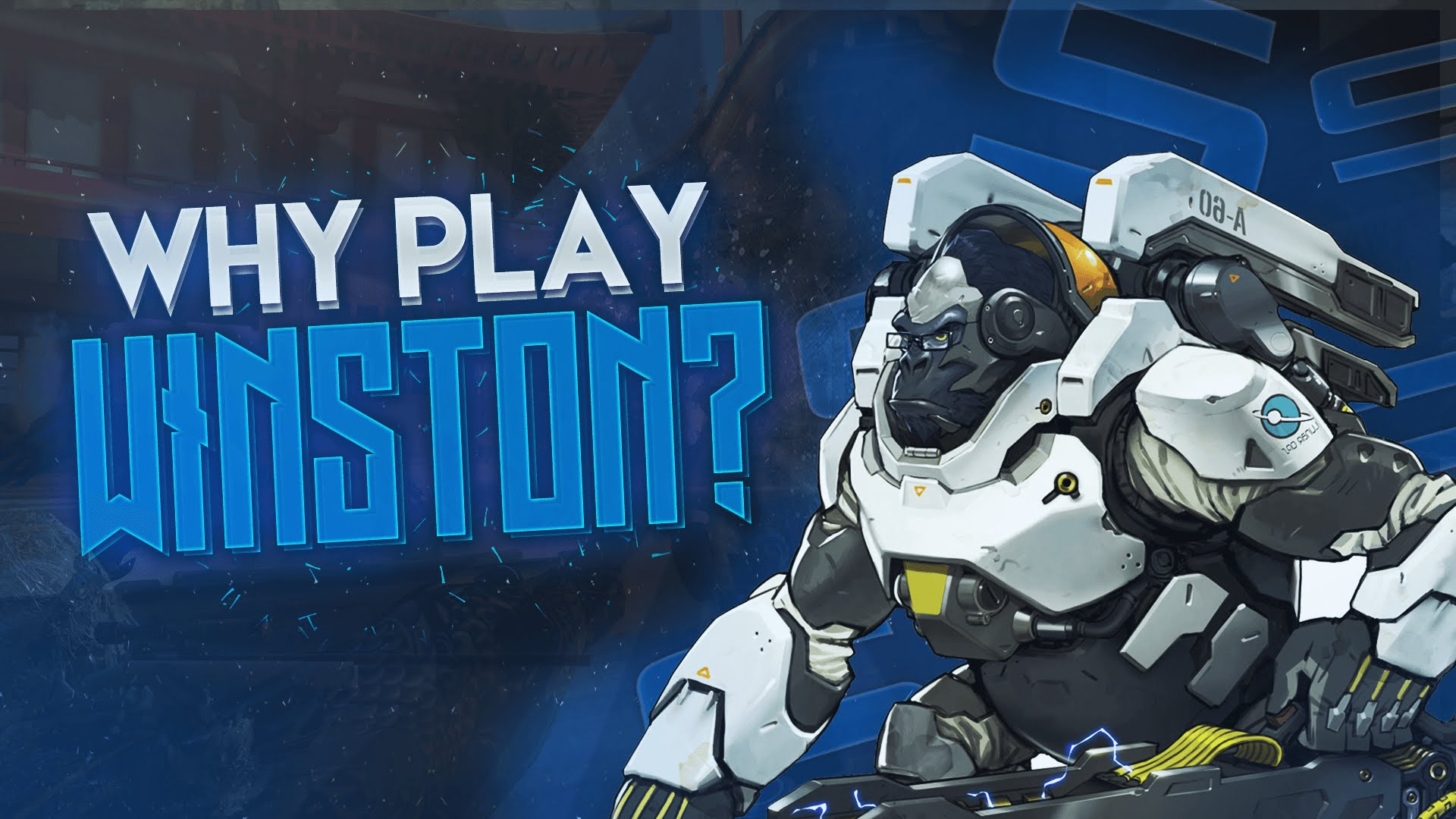 Overwatch : Winston Download