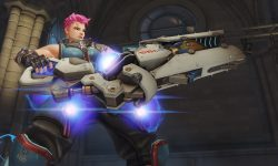 Overwatch : Zarya Download