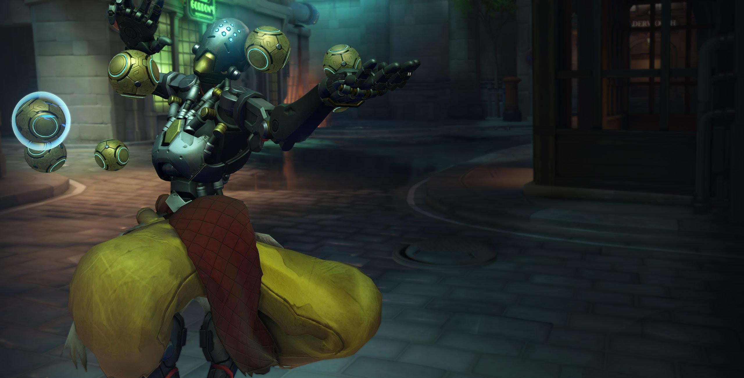 Overwatch : Zenyatta Download
