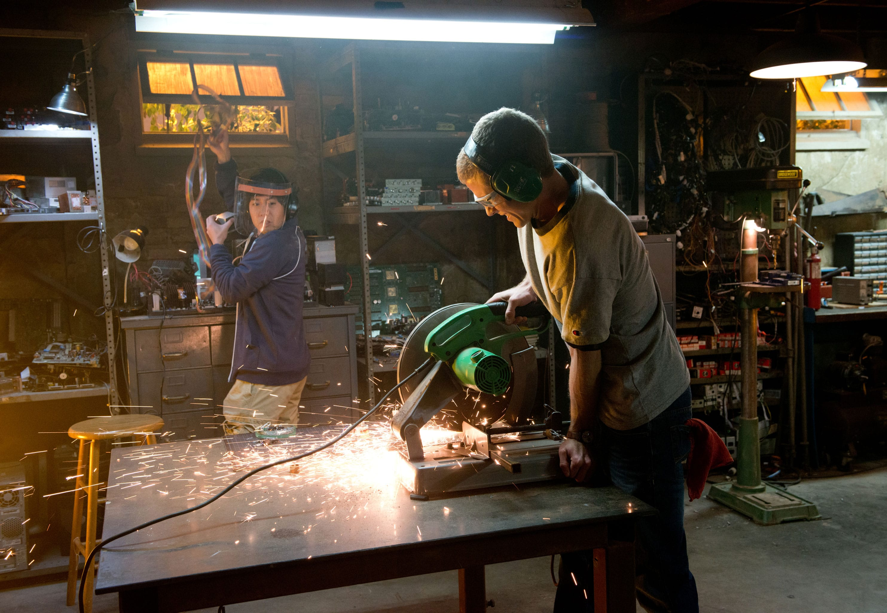 Project Almanac widescreen for desktop