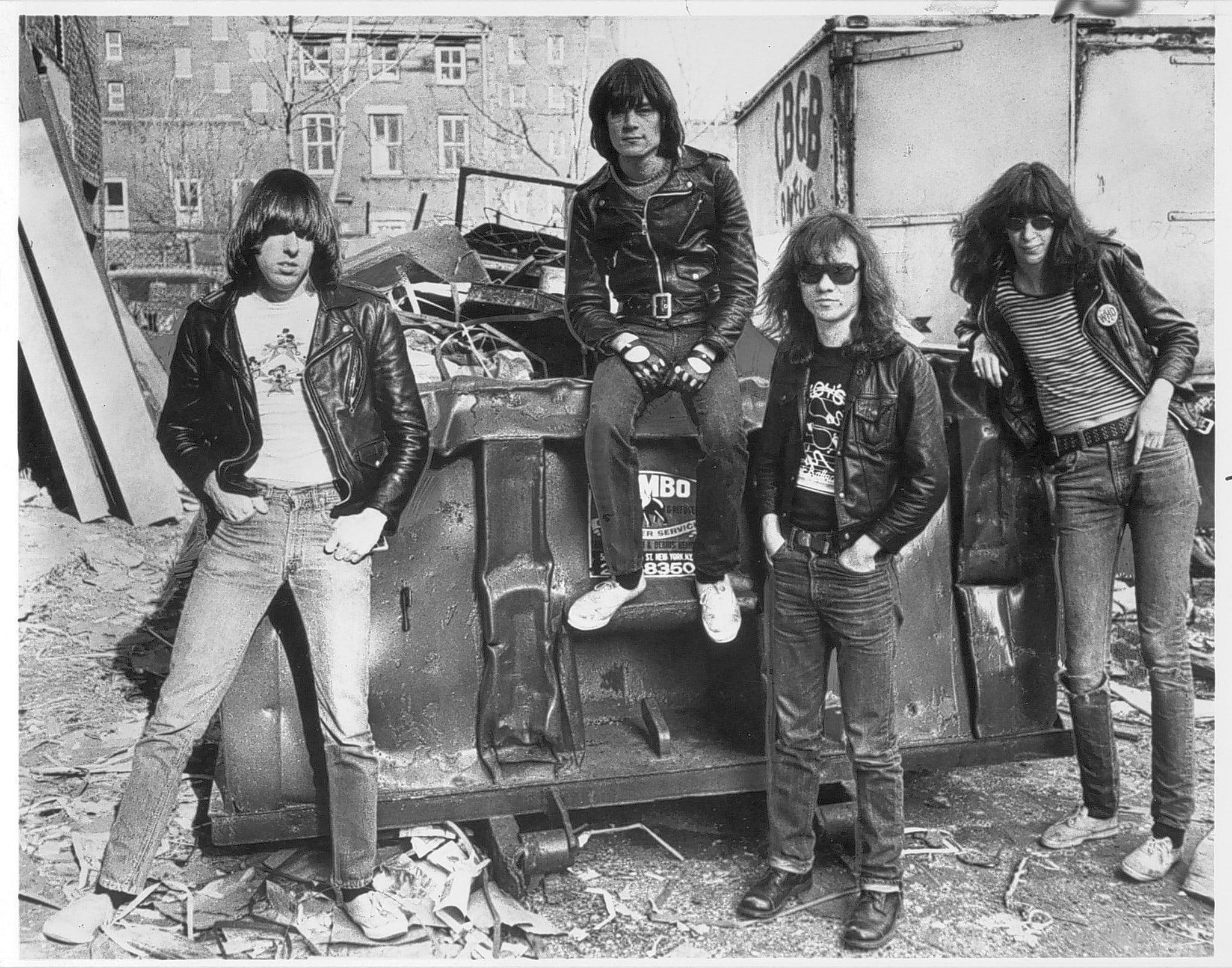 Ramones Desktop wallpaper