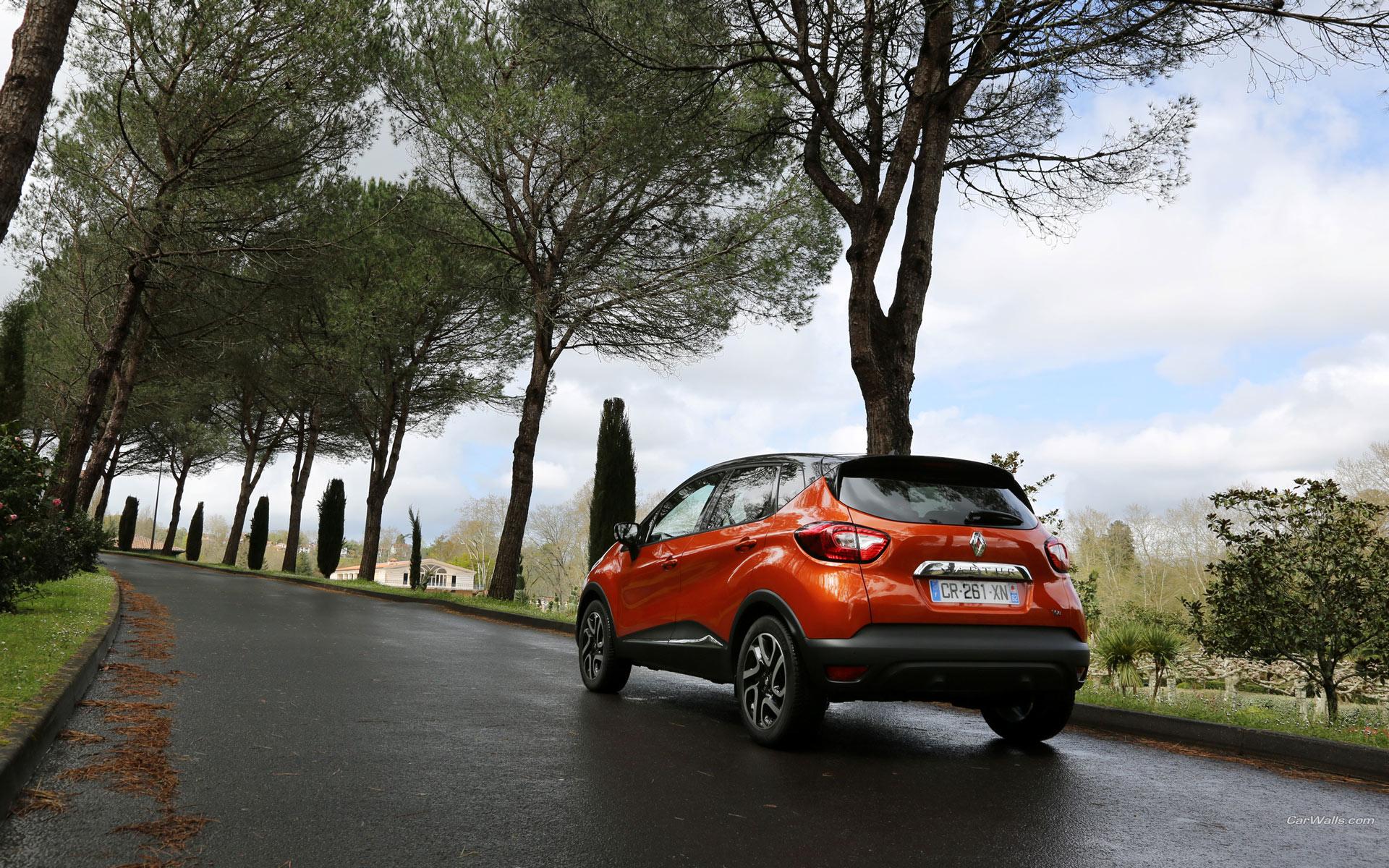 Renault Kaptur Widescreen
