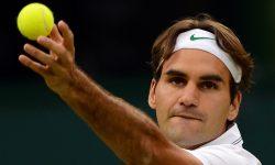 Roger Federer High