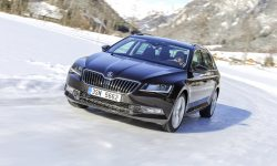 Skoda Superb Combi 3 Download