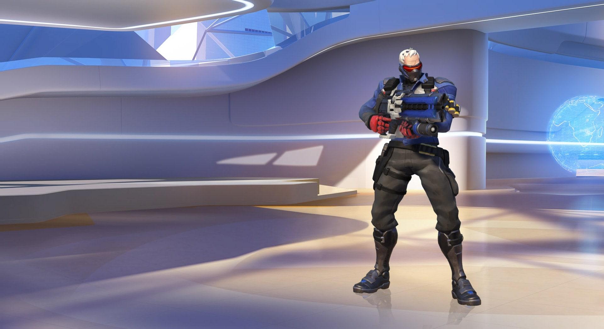 Overwatch : Soldier: 76 Download