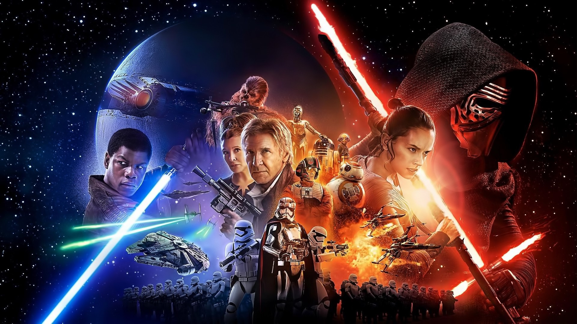 Star Wars Episode VII: The Force Awakens Download