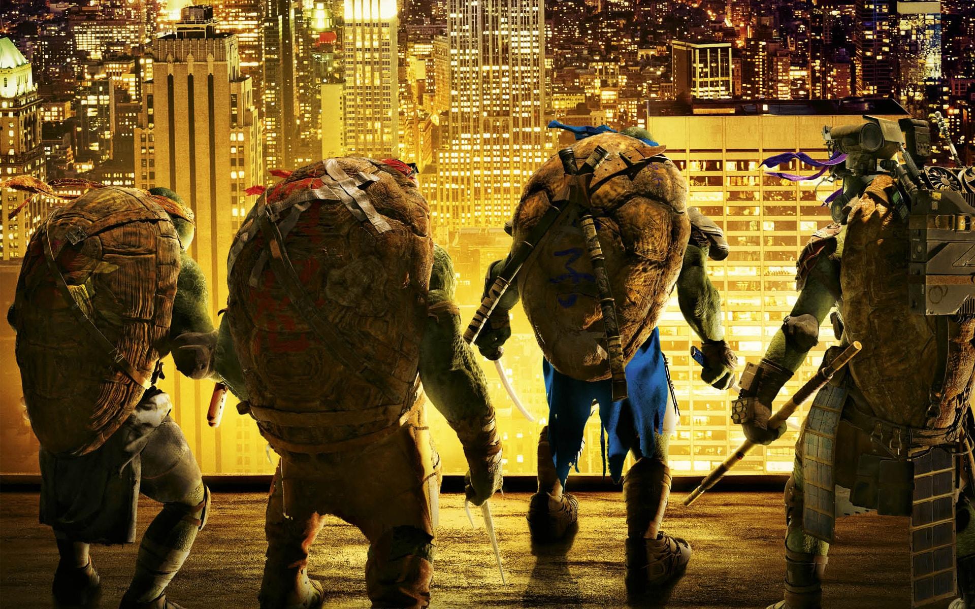 Teenage Mutant Ninja Turtles Download