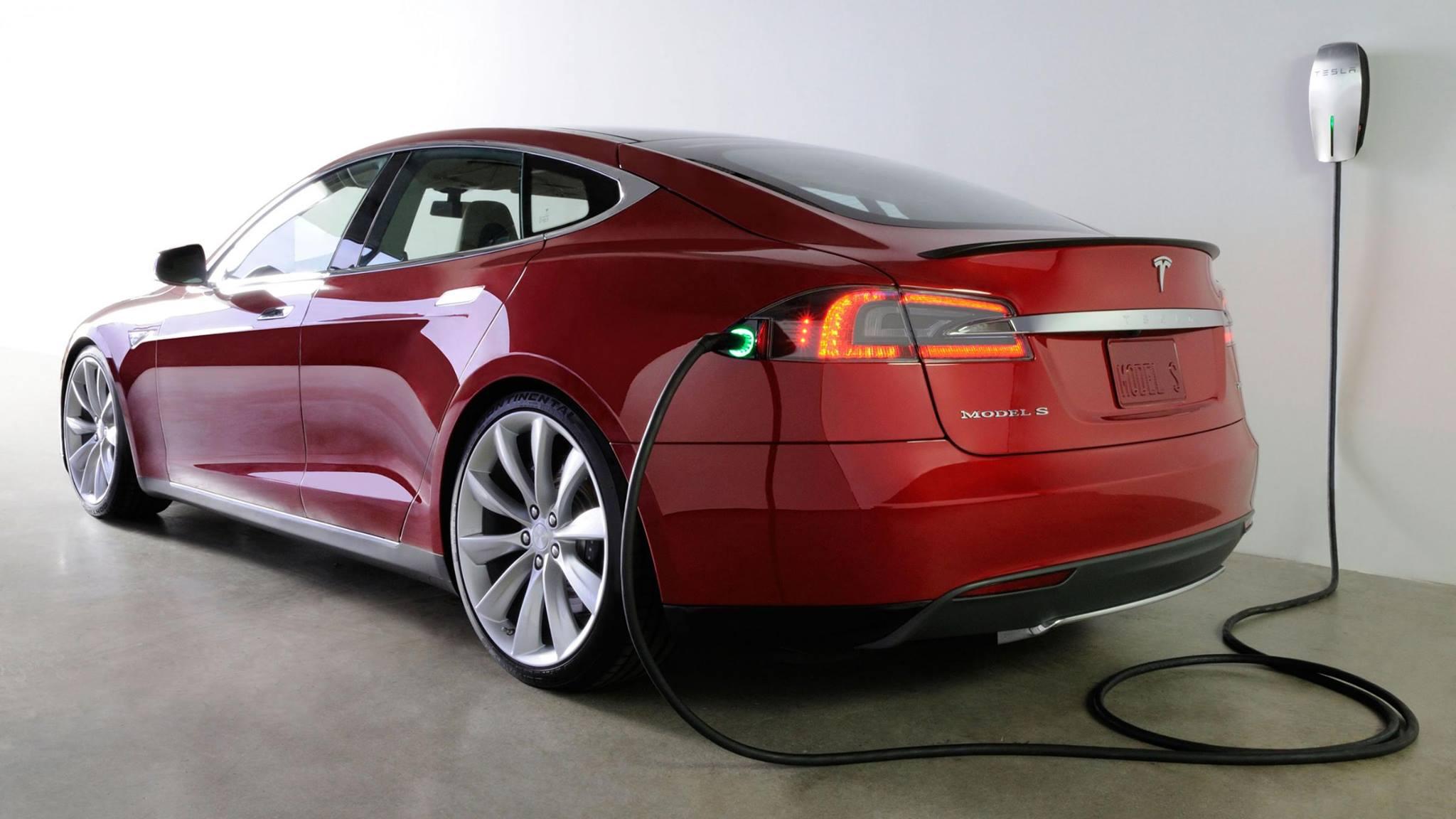 Tesla Model S Download