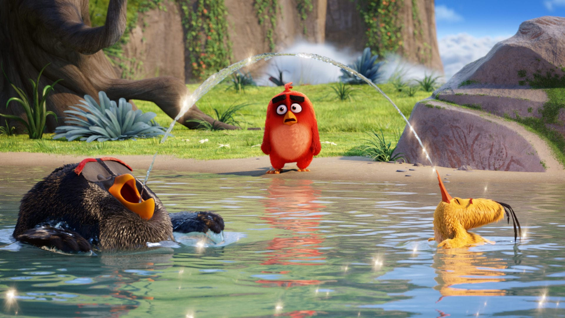 The Angry Birds Movie HD Wallpapers