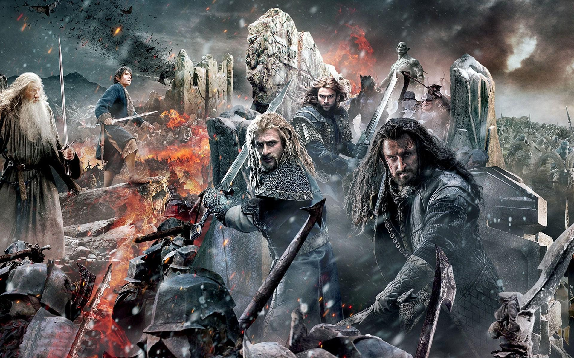 The Hobbit: The Battle Of The Five Armies Download
