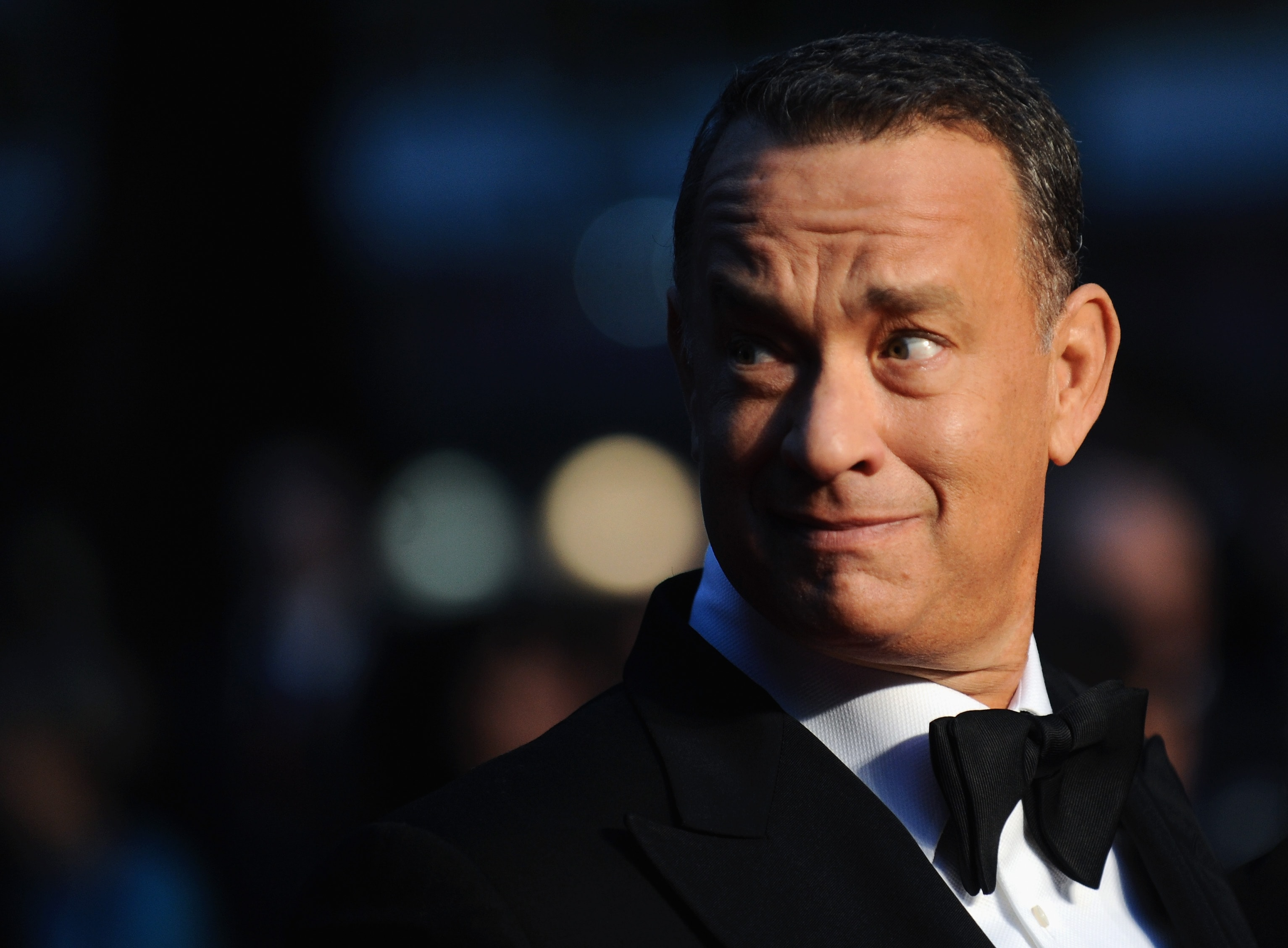 Tom Hanks Widescreen