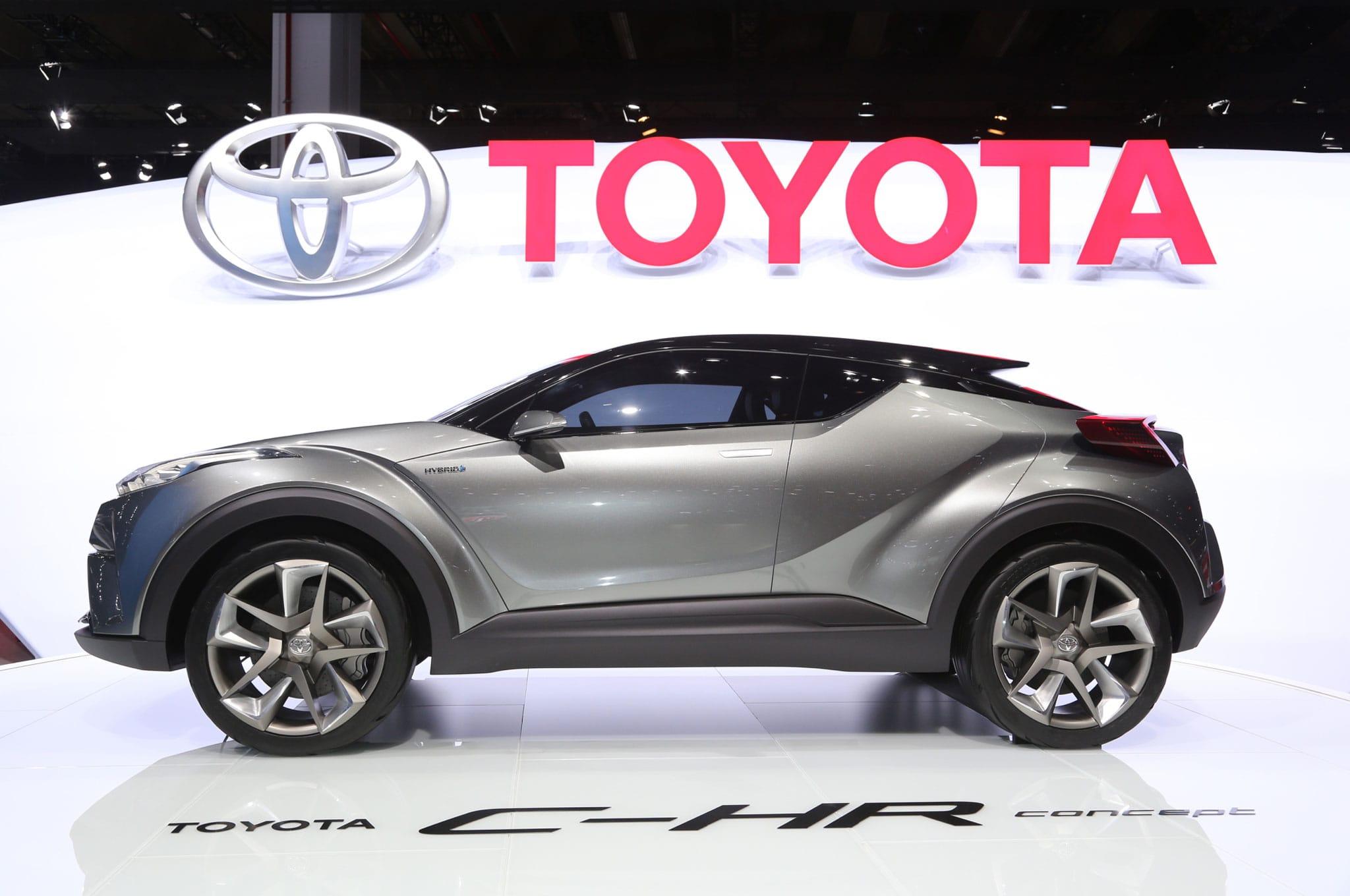 Toyota C-HR Download