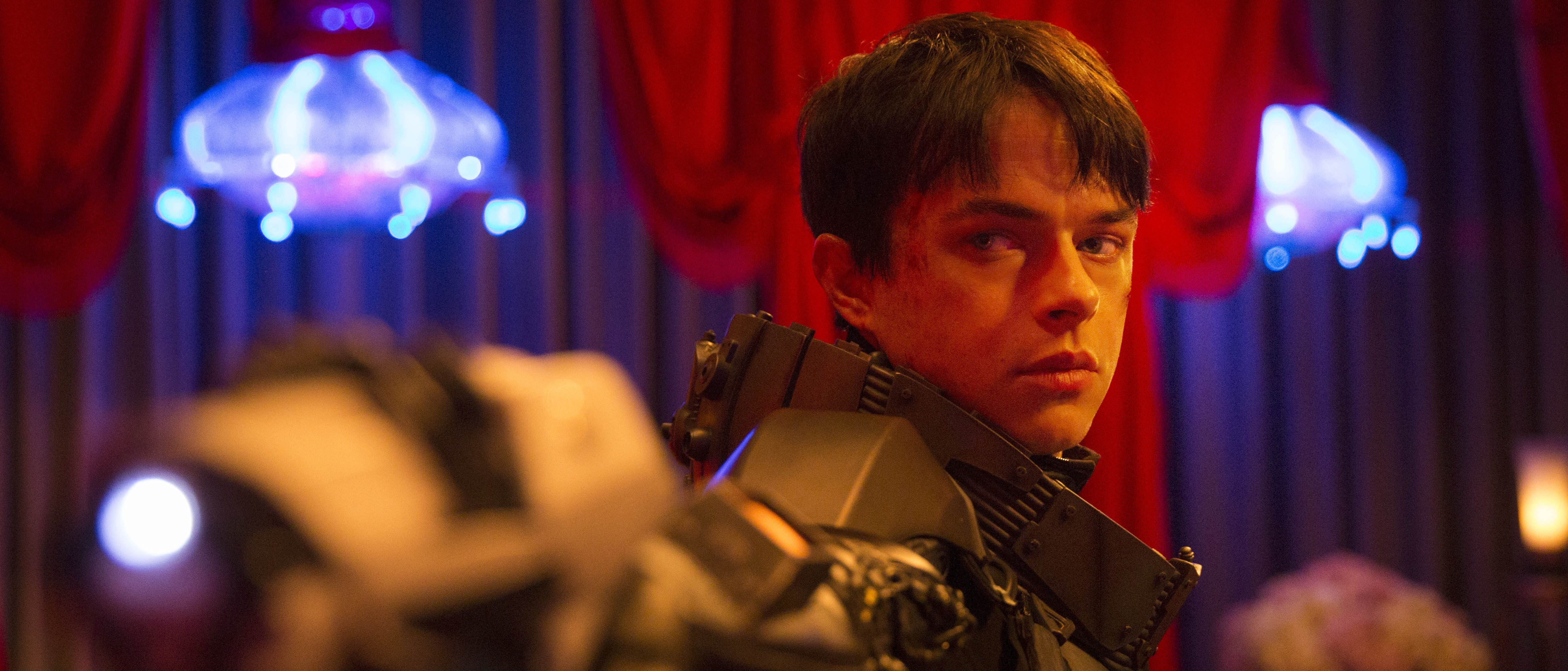 Valerian and the City of a Thousand Planets Download