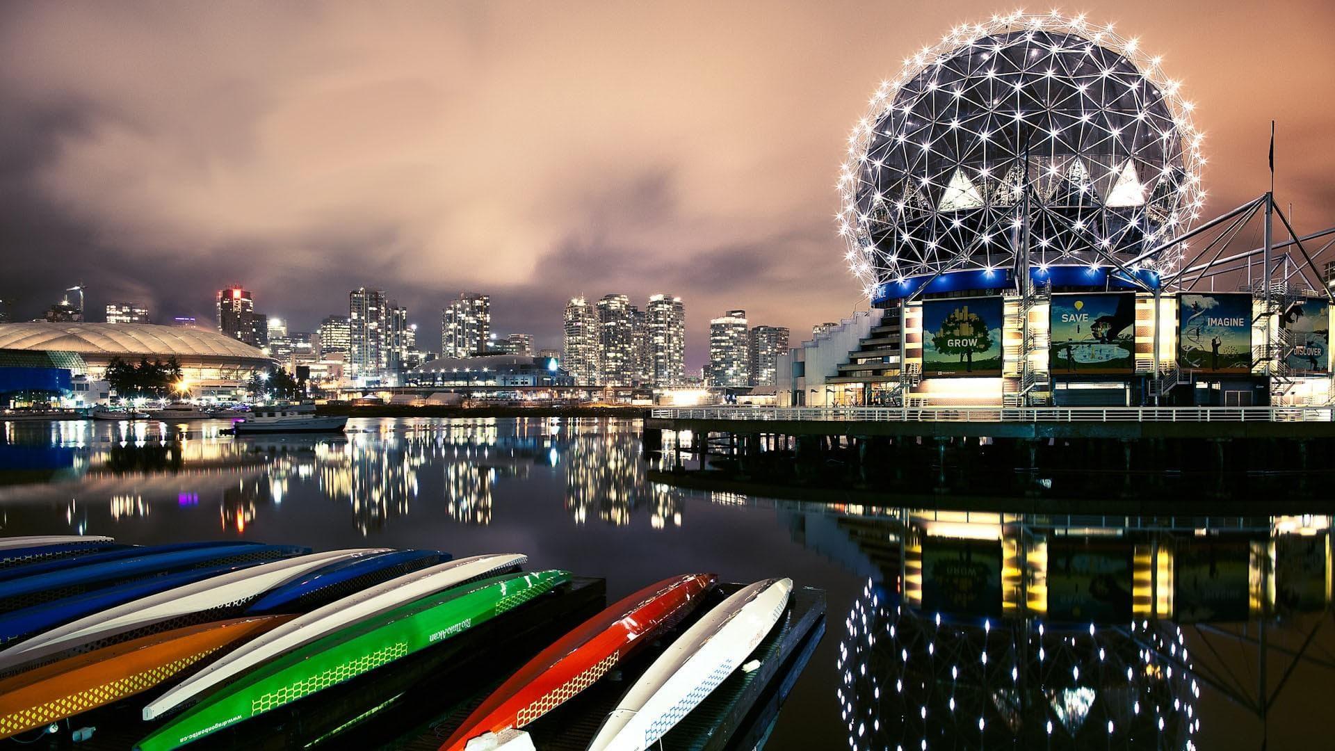 Vancouver Hd Wallpapers 7wallpapersnet