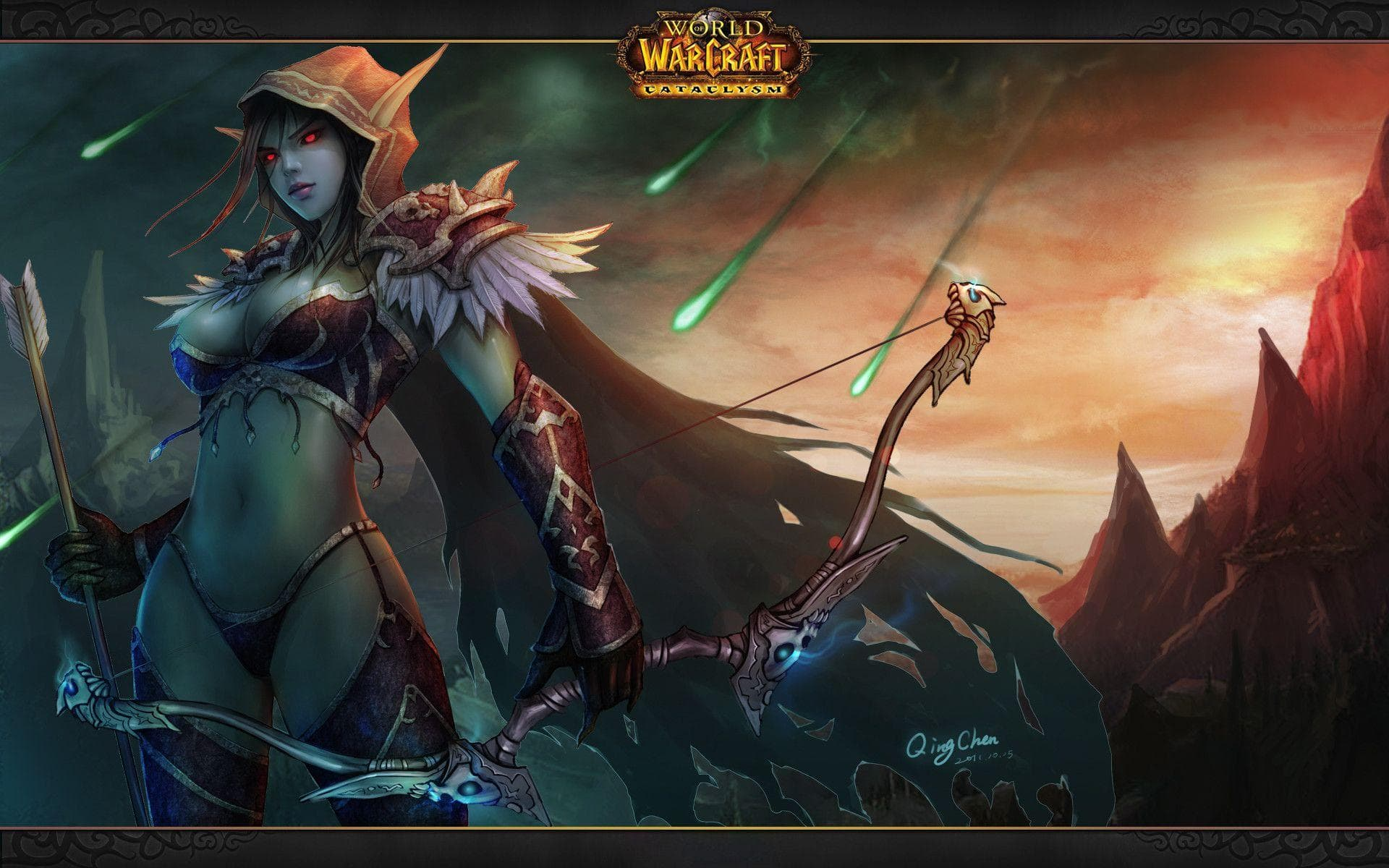 WOW: Sylvanas Windrunner Download
