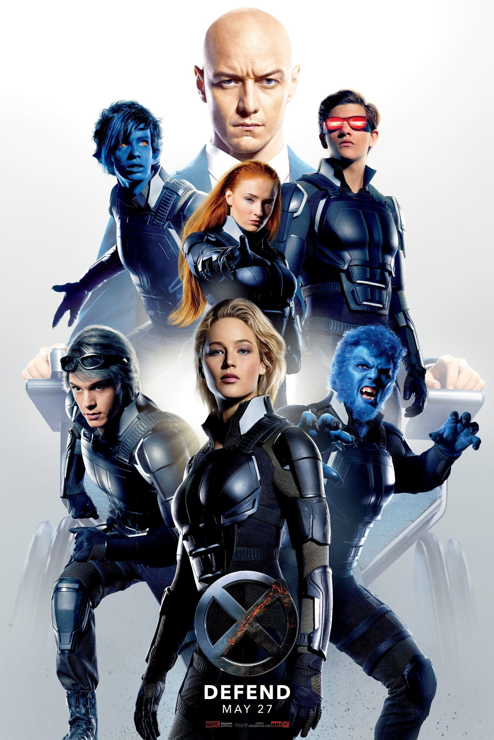 X-Men: Apocalypse HD pics