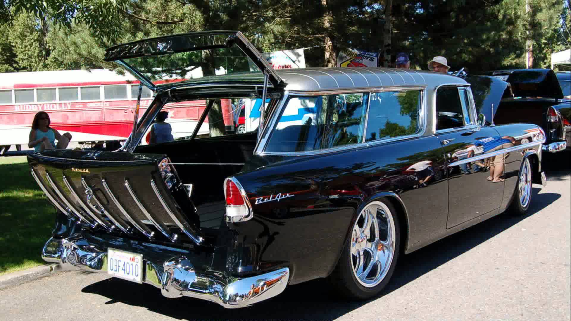 1955 Chevrolet Nomad Wallpapers