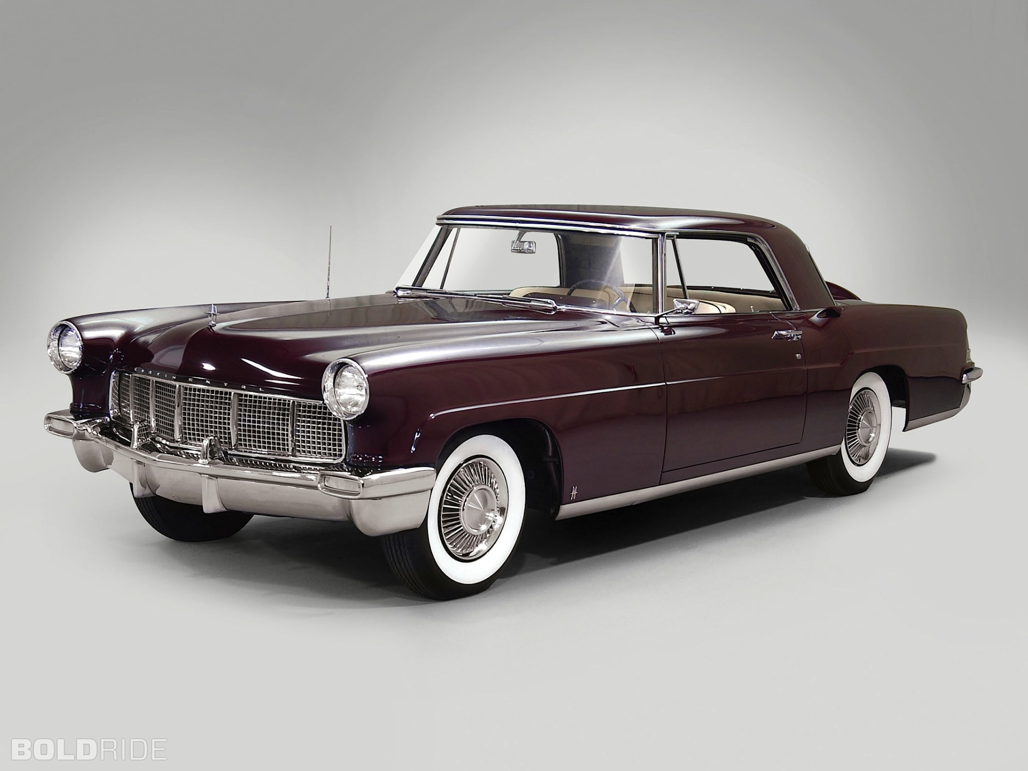 1956 Lincoln Mark II Wallpapers