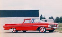 1959 Chevrolet El Camino Wallpapers