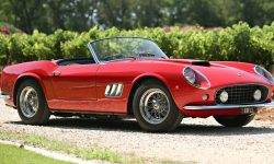 1961 Ferrari 250 GT California Wallpapers