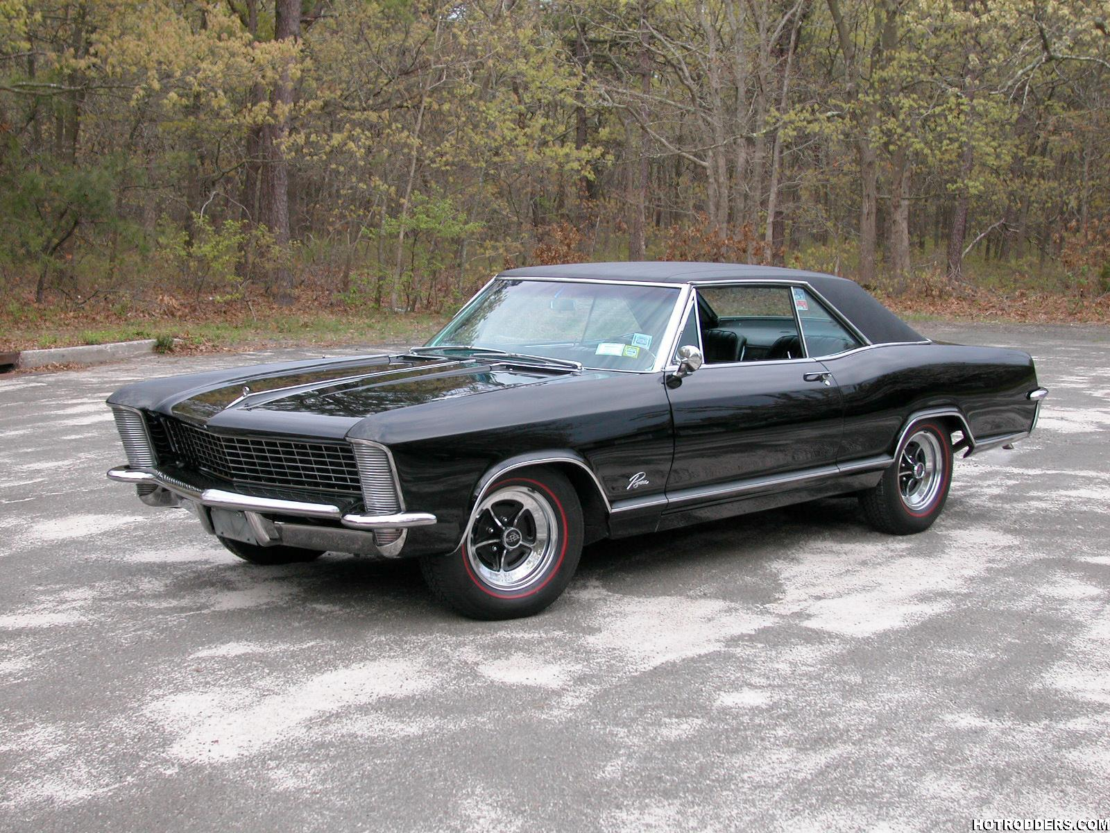 1965 Buick Riviera GS Wallpapers