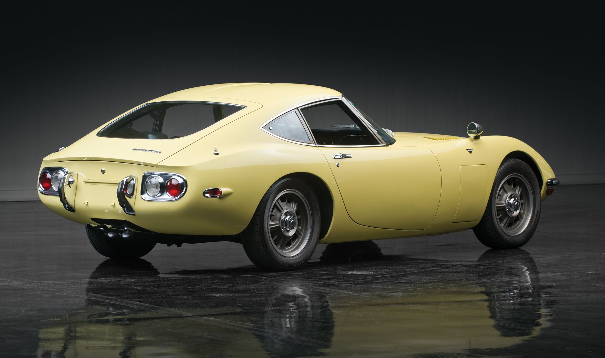 1967 Toyota 2000GT Wallpapers