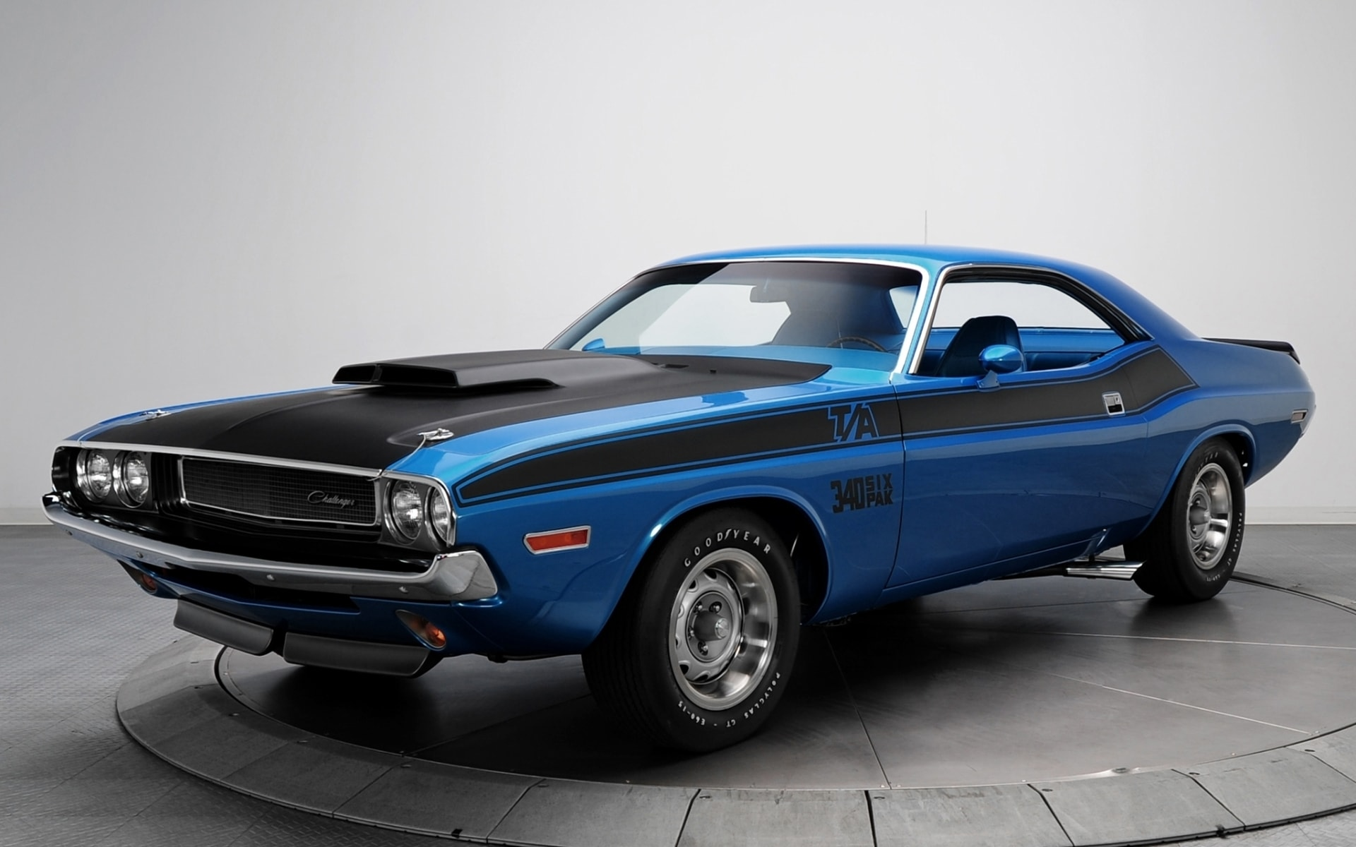 1970 Dodge Challenger T/A Wallpapers
