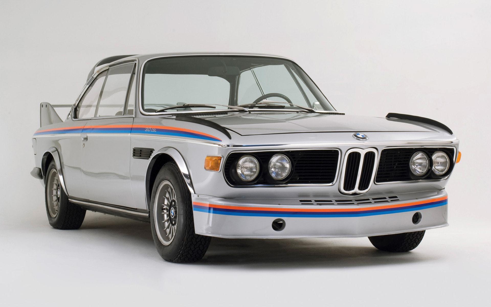 1973 BMW 3.0 CSi Wallpapers