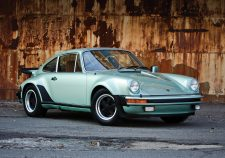 1976 Porsche 911 Turbo (930) Wallpapers