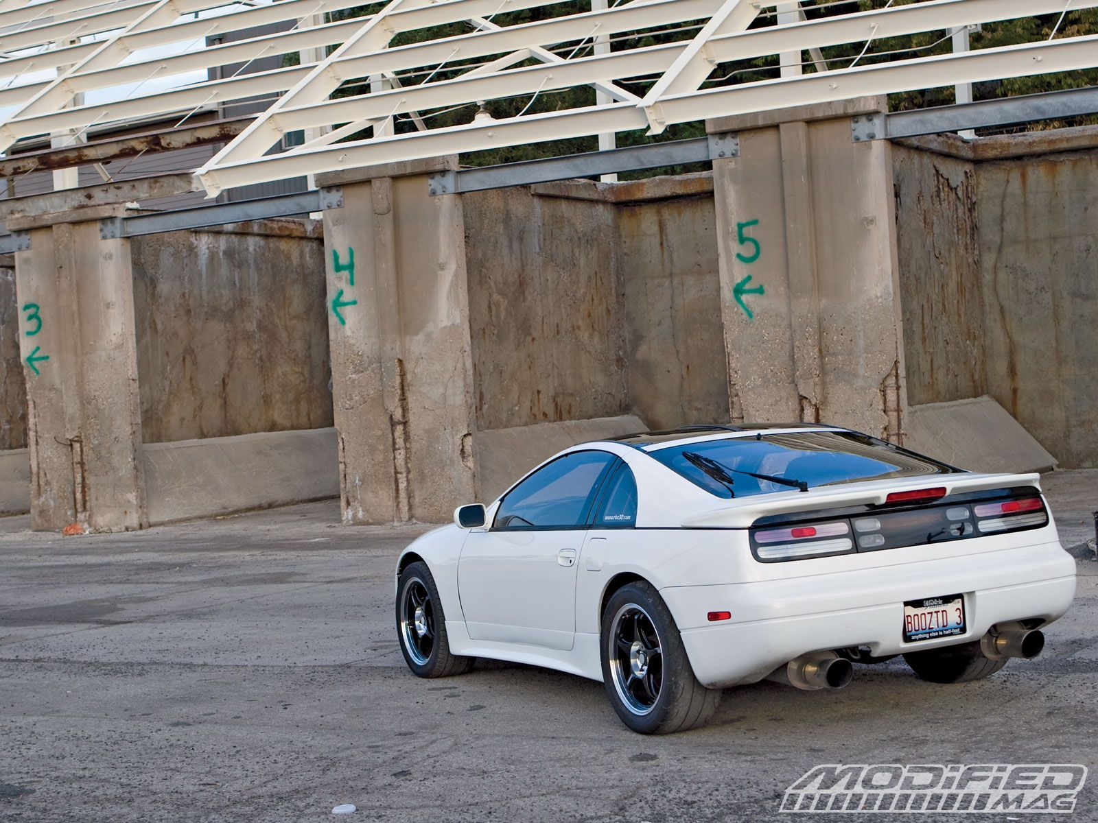 1990 Nissan 300ZX Twin Turbo Wallpapers