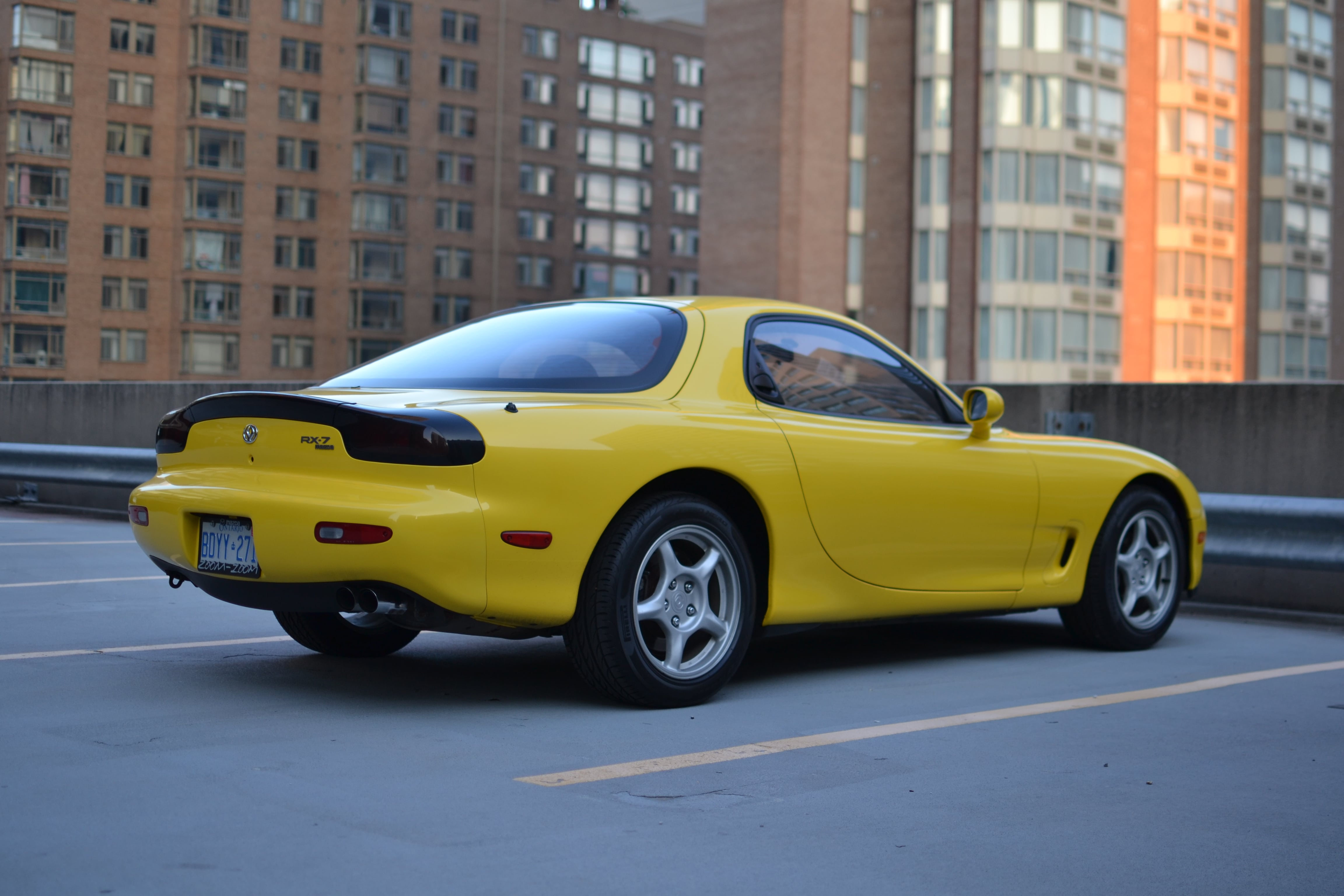 1993 Mazda RX-7 Wallpapers