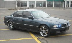1995 BMW 7 Series Wallpapers