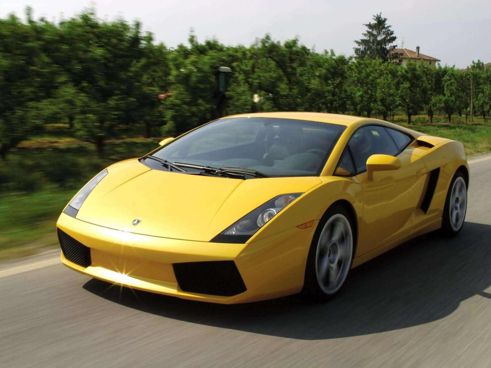 2003 Lamborghini Gallardo Wallpapers