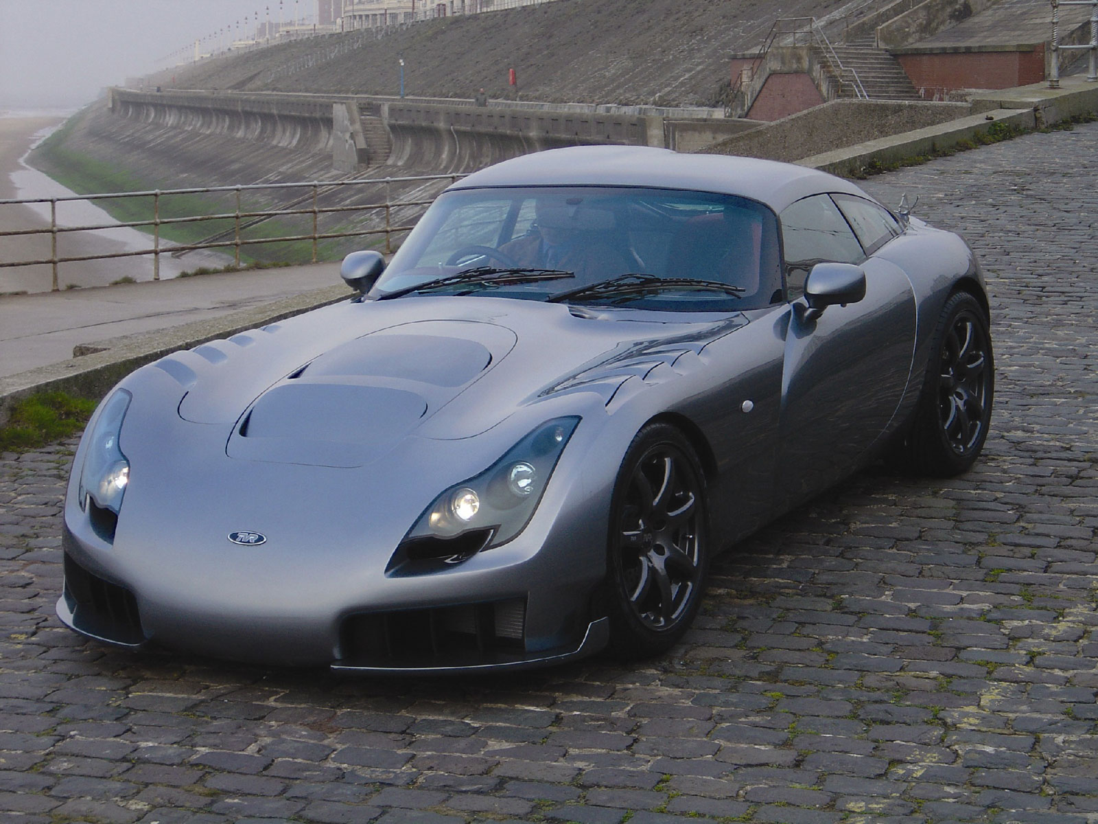 2005 TVR Sagaris Wallpapers