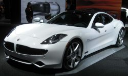 2012 Fisker Karma Wallpapers