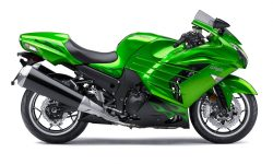 2012 Kawasaki Ninja ZX-14R Wallpapers