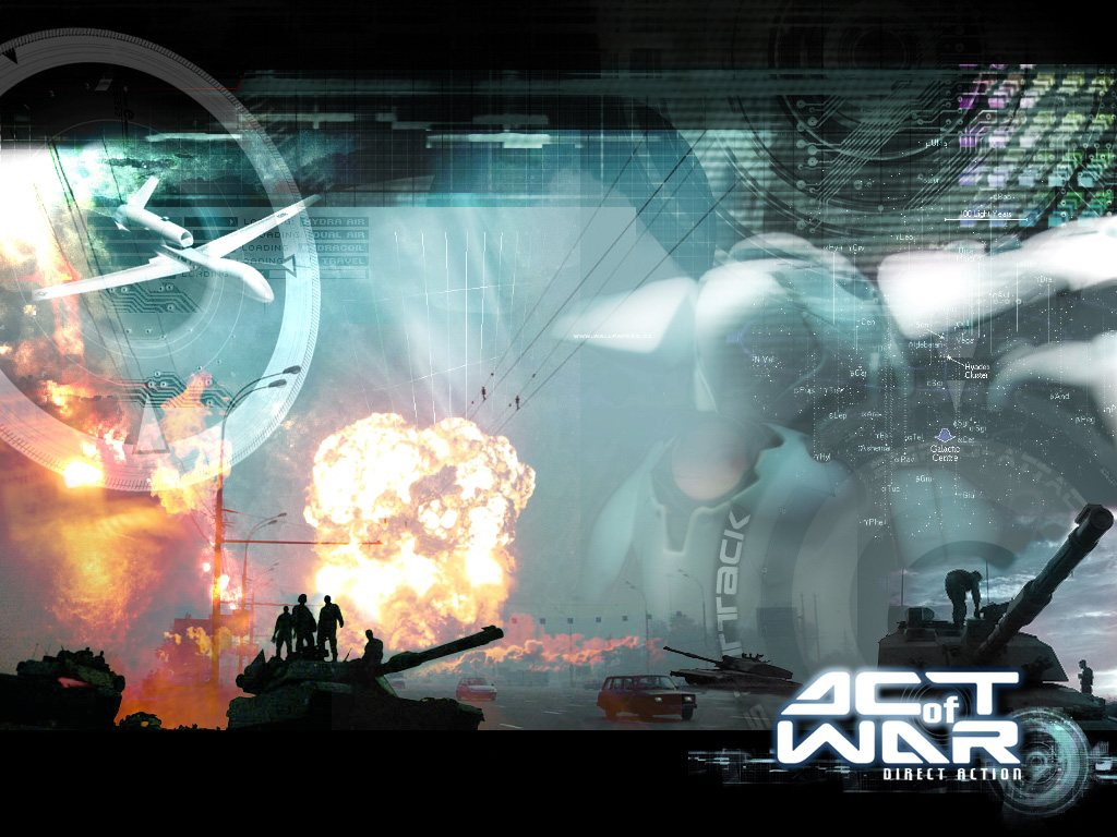 Act Of War Direct Action Wallpapers
