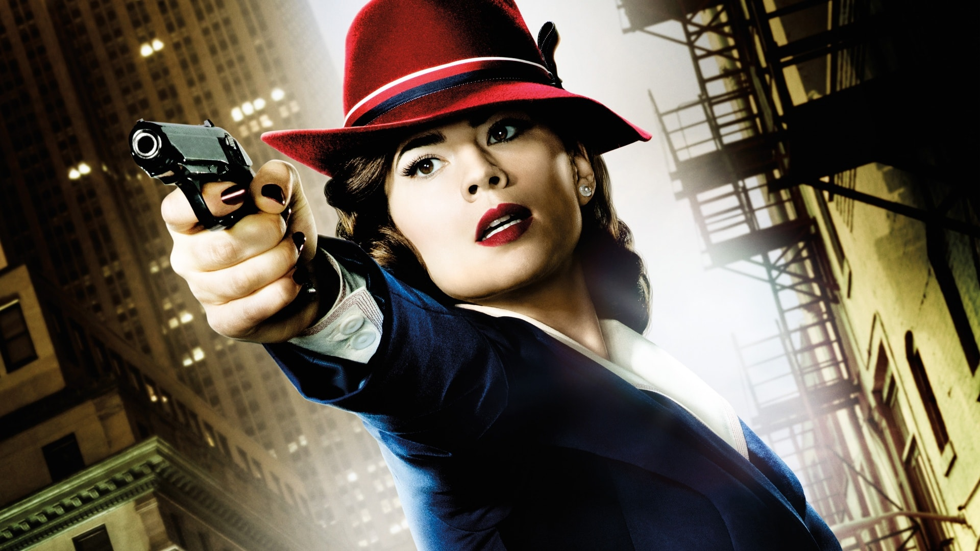 Agent Carter Wallpapers