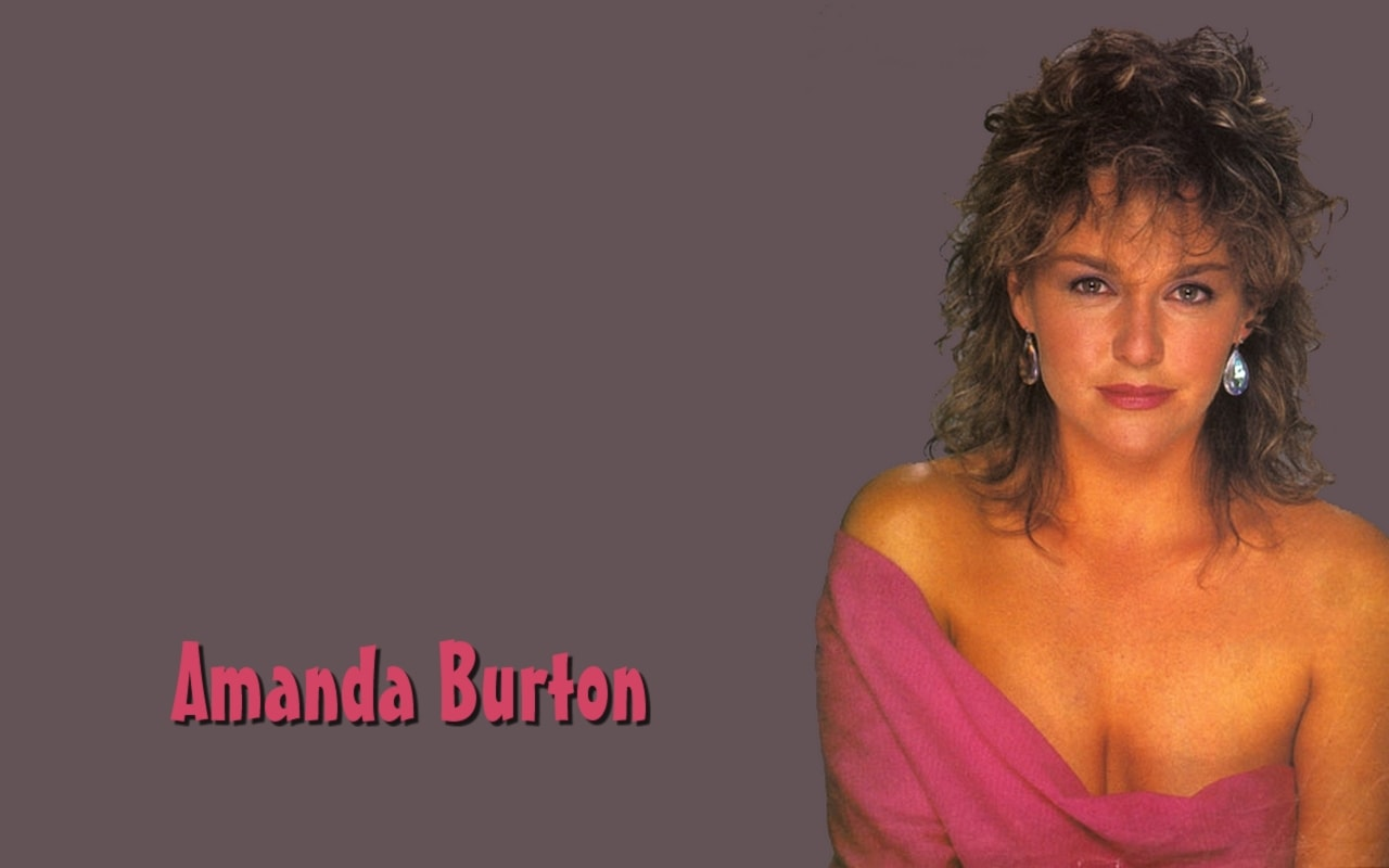 Amanda Burton Wallpapers