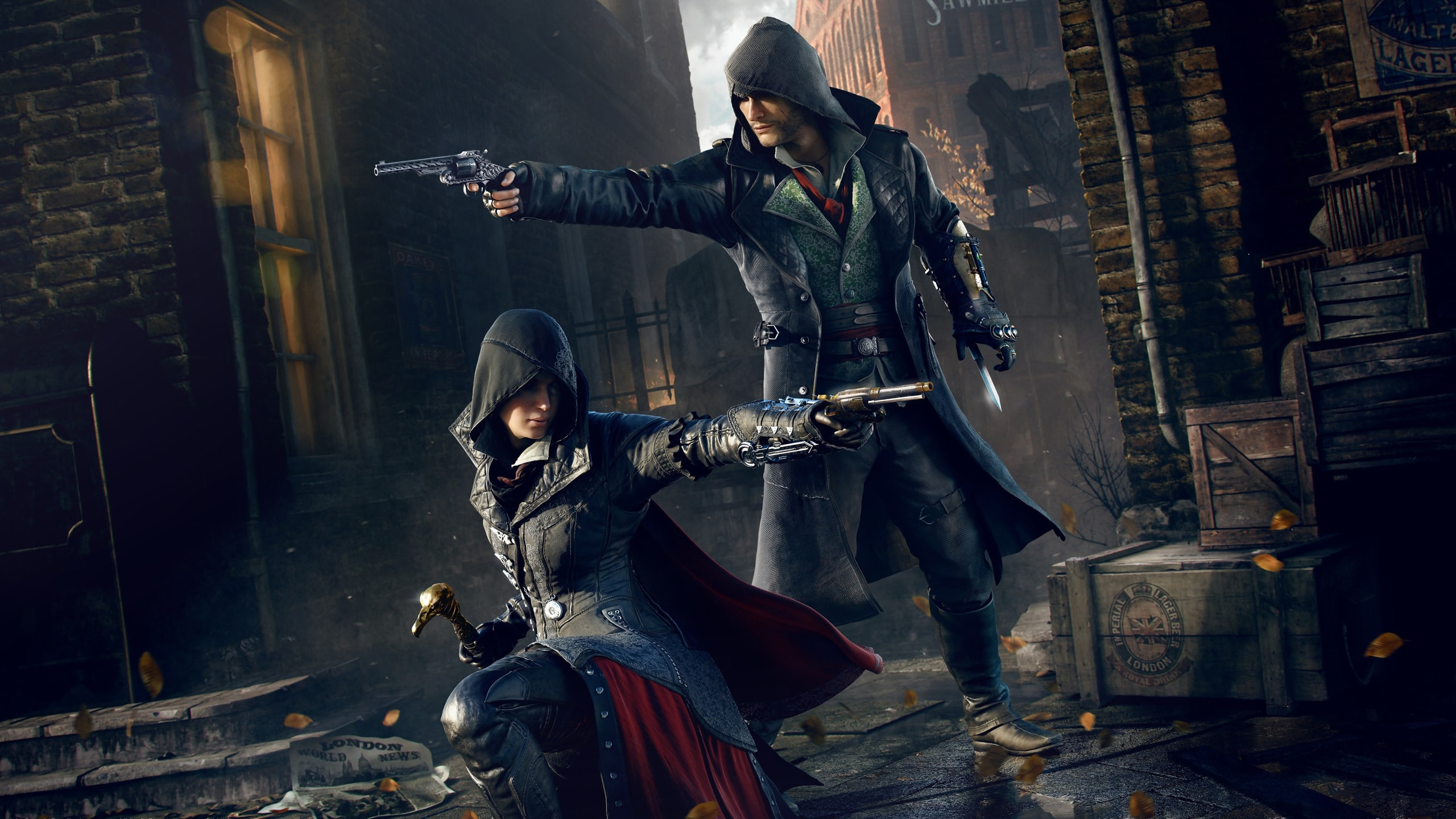 assassin's creed: syndicate hd desktop wallpapers | 7wallpapers