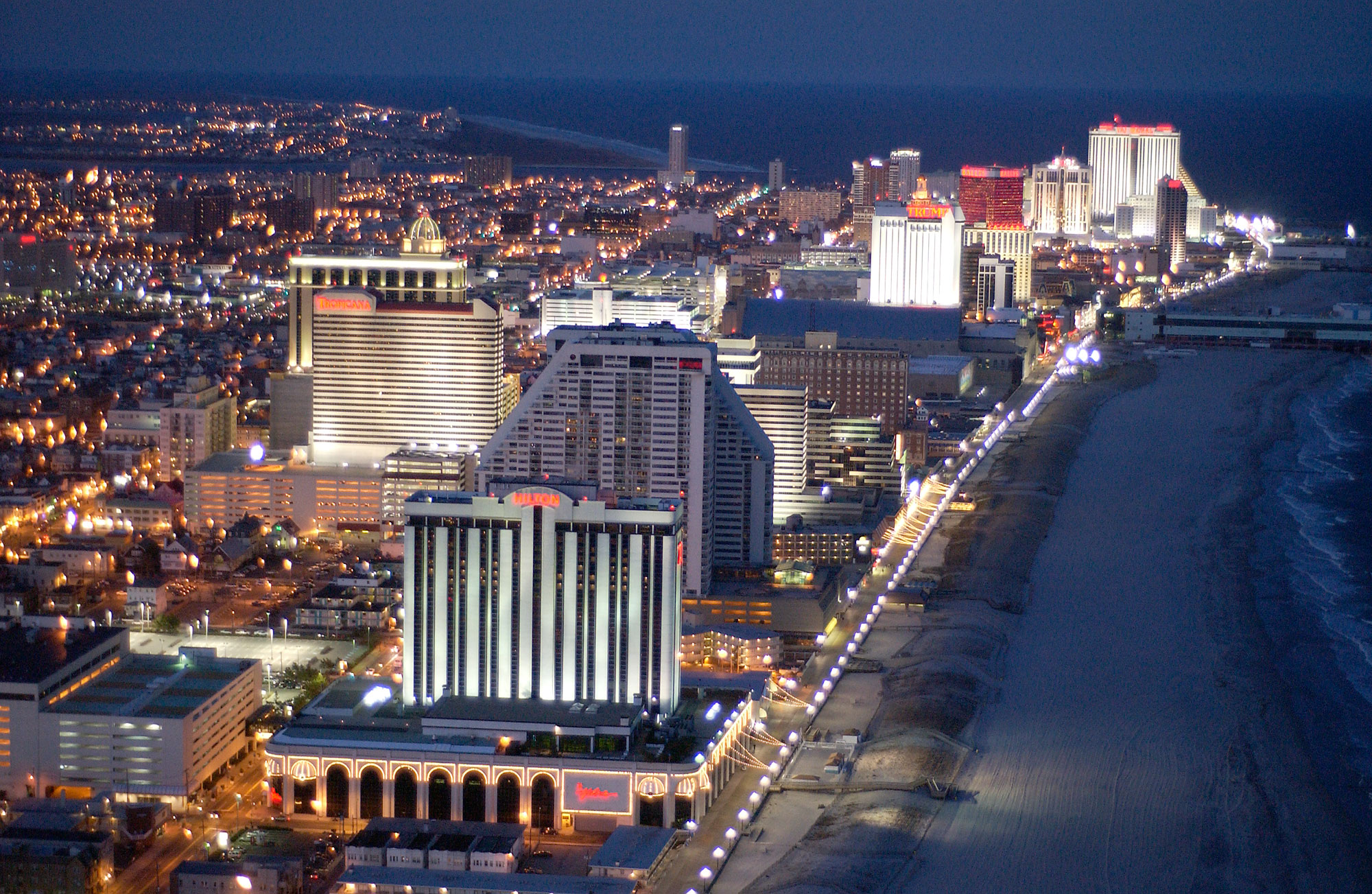 Atlantic City Wallpapers