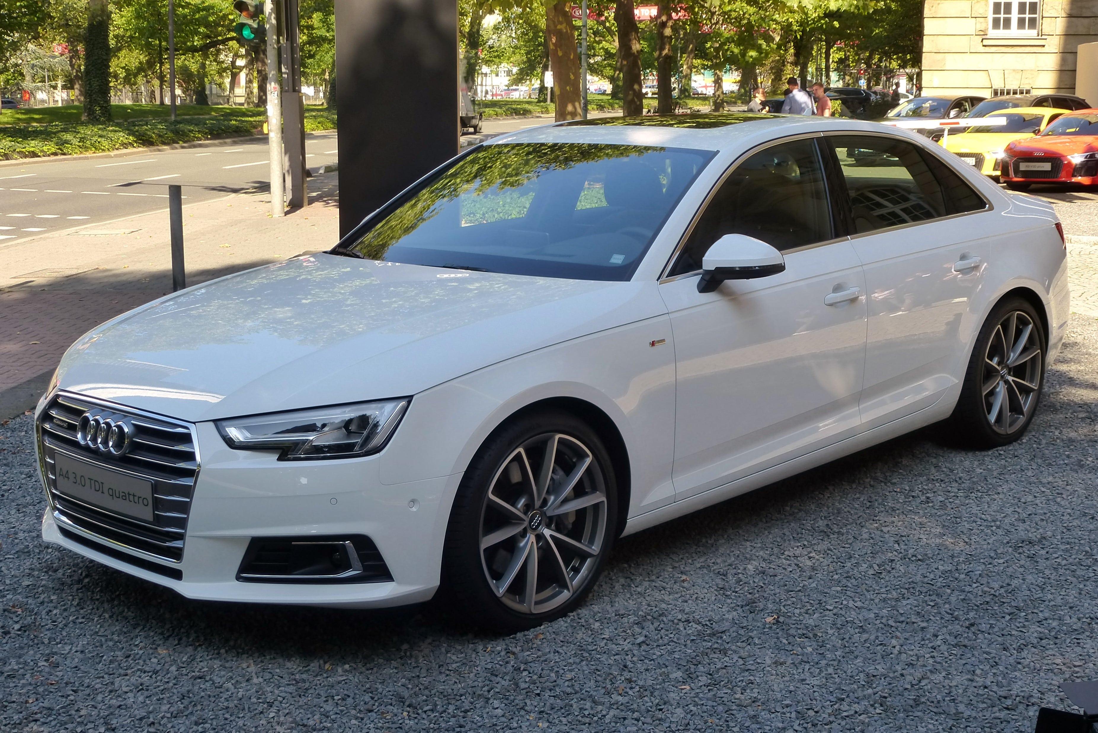 Audi A4 B9 Hd Wallpapers 7wallpapersnet
