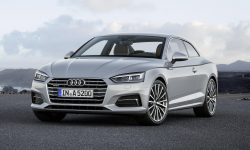 Audi A5 Coupe II Wallpapers