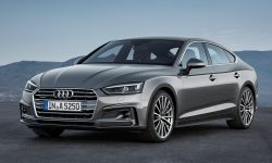 Audi A5 Sportback II Wallpapers